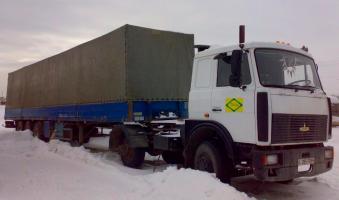 Длинномер МАЗ 54323