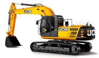 Экскаватор гусеничный JCB 220-11