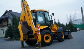 Экскаватор колёсный JCB 3CX