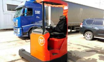 Электроштабелер TOYOTA-BT RRB7 Triplex HiLo 7000