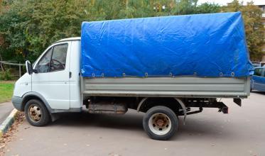 Грузоперевозчик (бортовой)  ГАЗ 33021