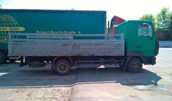 Грузоперевозчик (бортовой)  МАЗ 437143