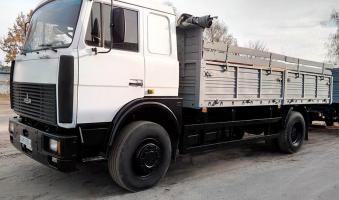 Грузоперевозчик (бортовой)  МАЗ 533603-220 Р