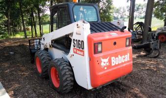 Мини-погрузчик BOBCAT S160H