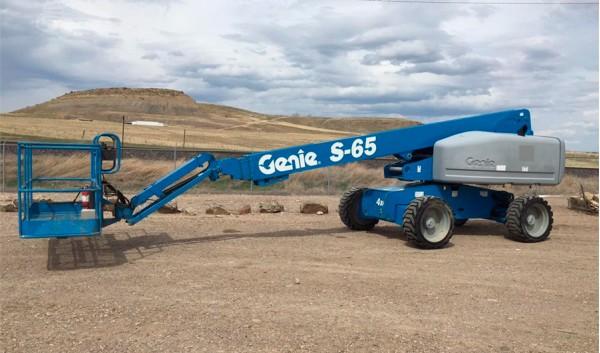 Подъёмник телескопический GENIE S65