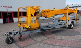 Подъёмник телескопический ОММЕ 29 EPZ