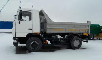 Самосвал МАЗ 5550В2