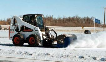 Снегоуборочная техника BOBCAT S250