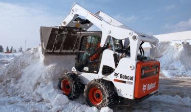 Снегоуборочная техника BOBCAT S650