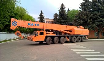 Автокран KATO NK-750