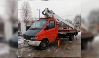 Автовышка MERCEDES-BENZ BST