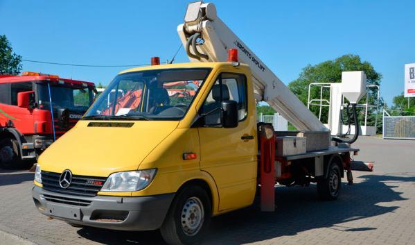 Автовышка MERCEDES-BENZ Sprinter 311