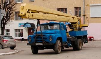Автовышка ВС 22