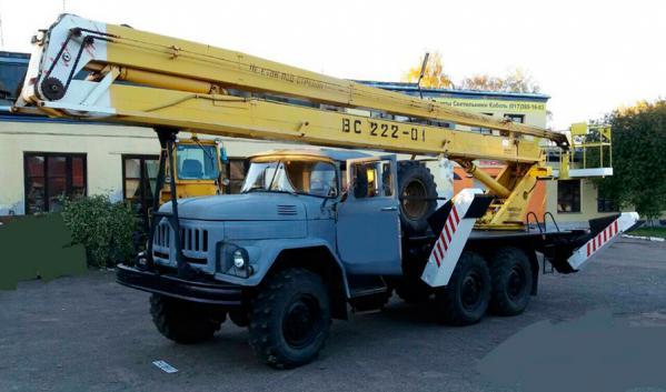 Автовышка ВС 222-01