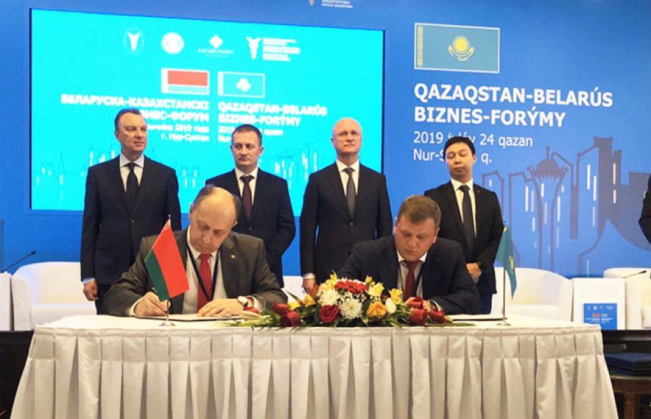 МТЗ подписал в Казахстане контракты на поставку 3500 тракторов и тракторокомплектов