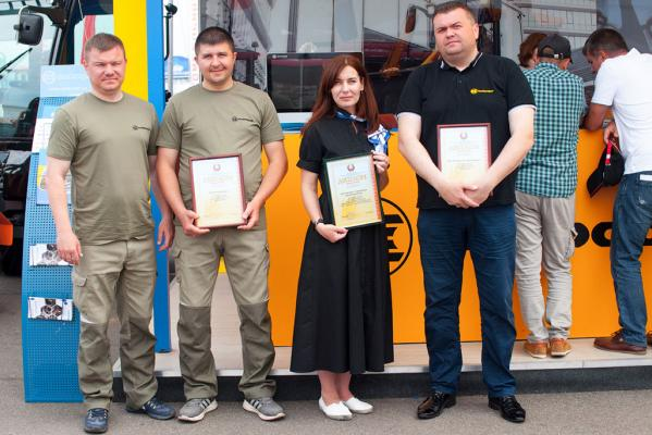 У холдинга «АМКОДОР» 4 награды на выставке «Белагро-2019»