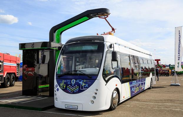 Калининградская область хочет закупить белорусские электробусы и транспорт для ЖКХ